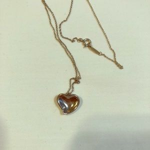 Tiffany & Co Heart Necklace